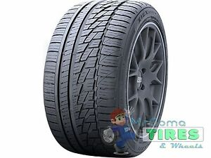 2 New 245 40 17 Falken Ziex Ze950 As Xl M S Tires Mercedes C Class 95w 2454017