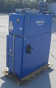 New Robovent Fusion 3 Dts 4000 3 Cartridge Dust Collector For Up To 4 500 Cfm
