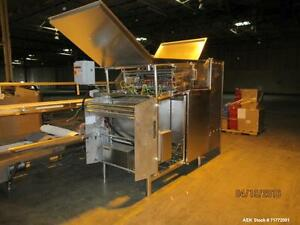 Used Hayssen Ultimax Cm 15 Continuous Motion Washdown Vertical Form Fill Seal B