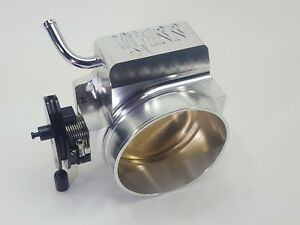 102mm Ls Throttle Body 4 Bolt Aluminum Ls1 Ls2 Ls3 Ls6 Lsx Warr Performance