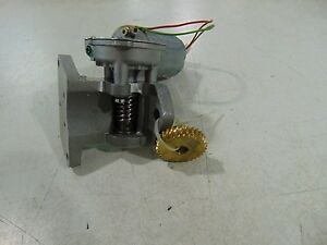Electric Gear Reduction Motor With Worm Spur Gear 24v 403 855