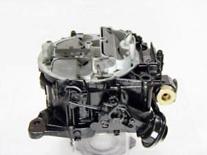 Marine Carburetor Quadrajet Omc Stern Drive Cobra 305 350 454 4mv 150 Refund