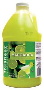 1 2 Gallon Margarita Frusheez Mix Mix 1 Part Mix To 4 Parts Water