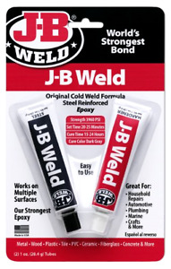 Brand New J b Weld 8265s 6pk Weld Compound case Of 6 twin Packs