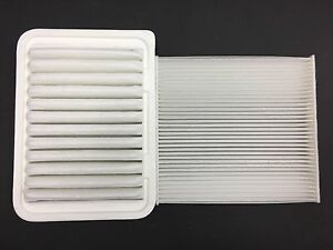 Auto1tech Engine Cabin Air Filter Fits Toyota Corolla 2009 2019 Matrix Yaris