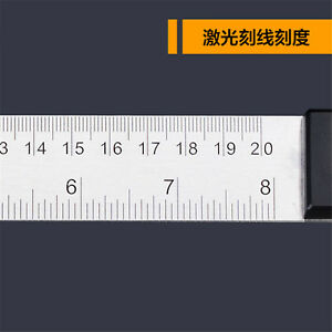 Digital Electronic Protractor Angle Finder Miter Goniometer Gauge Ruler 500mm