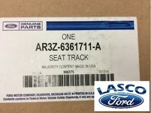 Ford Oem 2007 2014 Mustang Power Seat Track Assembly Driver Side Ar3z6361711a