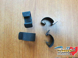1986 2019 Chrysler Dodge Jeep Ram Air Cleaner Intake Box Clip Set Of 4 Mopar Oem