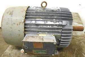 Us Electrical Motors Motor R 8355 00 355 Hp 10 256t Phase 3 1155 Rpm