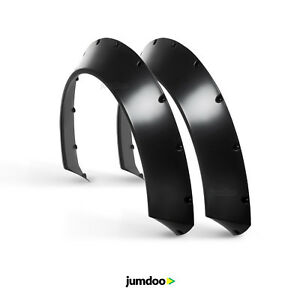 Universal Jdm Fender Flares Concave Over Wide Body Wheel Arches Abs 2 75 2pcs