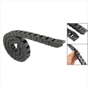 Black Cable Drag Chain Wire Carrier L1000mm 40 for 3d Printer Cnc Router R28 R38