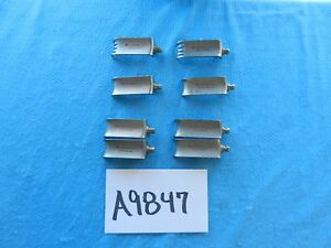 Synthes Orthopedic Neuro Spine Spinal Cervical Retractor Blades Lot Of 8