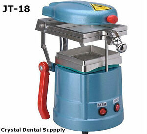 Jt 18 Dental Vacuum Forming Molding Machine Ship From Usa