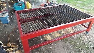 Cnc Plasma Cutting 4x6 Table Heavy Duty Hand Made In Waco Texas