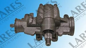 1985 2005 Chevrolet Astro Gmc Safari Rwd Power Steering Gear Box lares 1329