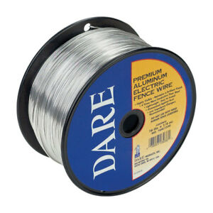 Fi shock Electric Fence Wire 1 4 Mile