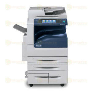 Xerox Workcentre 7970 Color Mfp Copier Printer Scanner 70ppm Sra3 360k