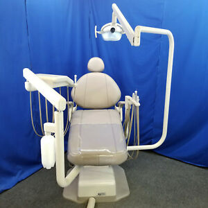 Adec Decade 1021 Dental Chair Operatory Package Delivery Assistant