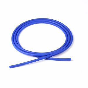 20 Feet Id 4mm 0 16 Silicone Vacuum Hose Tube Blue High Performance 6 Meter