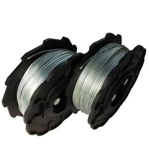 50 Rolls Rebar Tie Wire Tw897 For Max Rb392 395 397 515 213 215 Prima Rt400