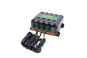 Battery Tender 022 0148 dl wh 12 volt 4 bank Battery Management Free Shipping
