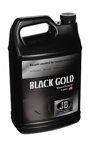Jb Industries Dvo 24 Bottle Of Black Gold Vacuum Pump Oil 1 Gal Free Shipping