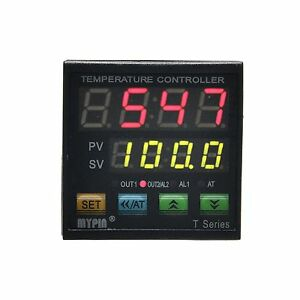 Mypin Ta4 snr k Thermocouple Snr Pid Dual Digital Display Tempe Free Shipping
