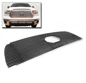 2007 2008 2009 Toyota Tundra Truck Front Upper Billet Grille W logo Openning 1pc