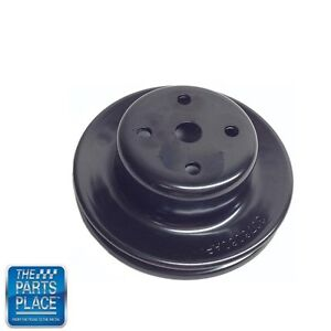1970 73 Chevy Water Pump Pulley High Preformance 1 Deep Groove Gm 3976060