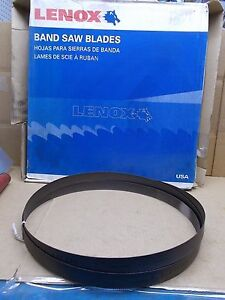 Lenox Band Saw Blades classic Blades Lot Of 2 2512169
