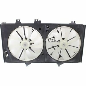 New Cooling Fan Assembly For Toyota Camry Avalon 13 16 To3115170 167110p200 Pfm