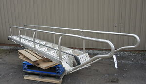 Stair Case All Stainless Steel Construction