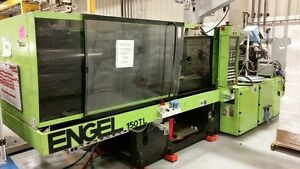 Engel Es1050h 200h 150 Tl Two Material Injection Molding Machine 150t 7742