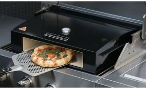 Bakerstone Pizza Oven Box Gourmet Pizzas 2 4 Minutes Bakes Pizza Breads Cookies
