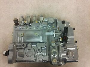Cummins 4b Diesel Case 1845c 75xt 660 Rsv Governor Injection Pump Injector