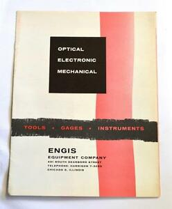 Engis Optical Electronic Mechanical Brochure