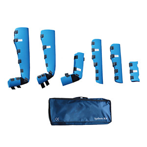 Splint Fracture Fixation Immobilizer Ambulance Stretcher First Aid Emergency