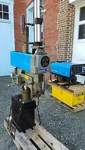 Clausing 20 Variable Speed Drill Press