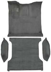 1987 1993 Ford Bronco Complete Cutpile Replacement Carpet Kit