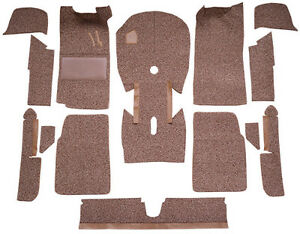 1966 1976 Bmw 2002 2 Door Cut Sewn Complete Replacement Carpet Kit