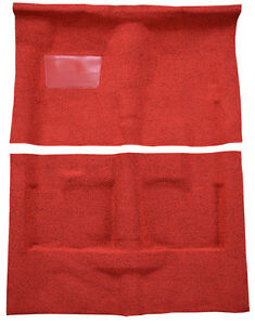 1962 1964 Plymouth Belvedere 2 Door Automatic Tuxedo Replacement Carpet Kit