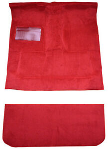 1978 1979 Dodge D150 Li L Red Express With Curtain Replacement Carpet Kit