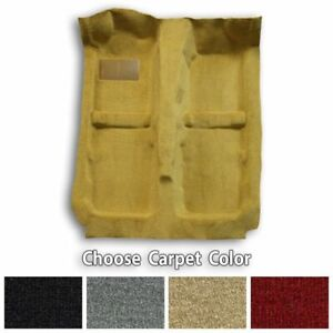 1978 1983 Plymouth Sapporo 2 Door Complete Cutpile Replacement Carpet Kit