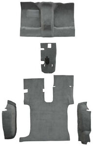 1986 1995 Suzuki Samurai Cutpile Replacement Carpet Kit With Roll Bar Cut Out
