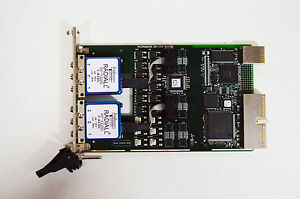 National Instruments Ni Pxi 2599 Dual Spdt Rf Relay Switch Card 26 5ghz