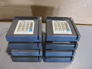 Lot Of 8 Verifone Tranz 380 Point Of Sale Pos Credit Card Swipe Terminal Reader