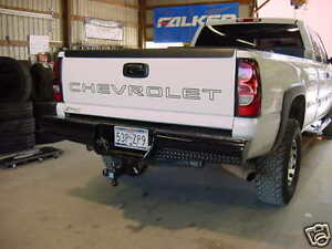 New Ranch Style Rear Bumper Chevy Ford Dodge Gmc
