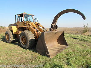 Used Case W36 Wheel Loader