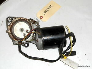 Good Used Mopar 1964 1965 Plymouth Fury Dodge Variable Speed Wiper Motor 2448849