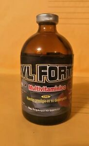 Gamefowl Uvl Forte 100 Ml Multivitamins